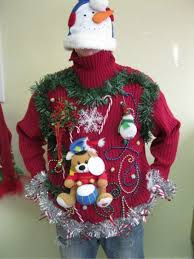 holidiay sweater