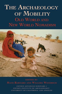 The book: The Archaeology of Mobility: Old World and New World Nomadism, edited by Hans Barnard and Willeke Wendrich. The article: The Social and Environmental Constraints on Mobility in the Late Prehistoric Upper Great Lakes Region, by Margaret B. Holman and William A. Lovis