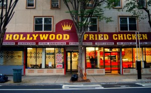 hollywood fried chicken