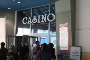 It was $10 admission to get into the Sands Casino liquidation sale in 2007.
