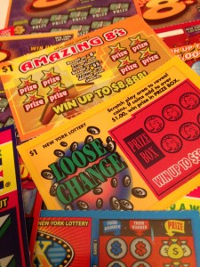 ny lottery tickets