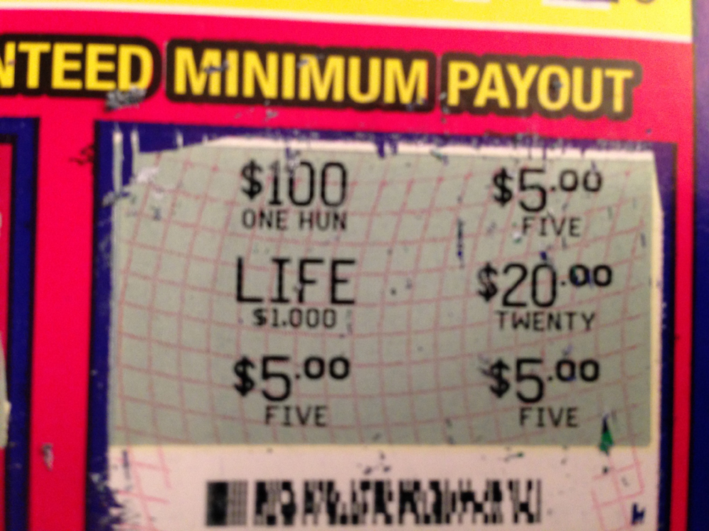 New york lottery prizes remaining