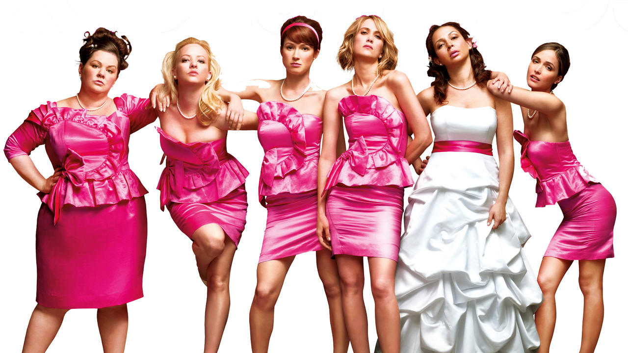 This is an accurate depiction of being a bridesmaid.
