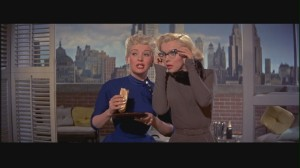 betty and marilyn