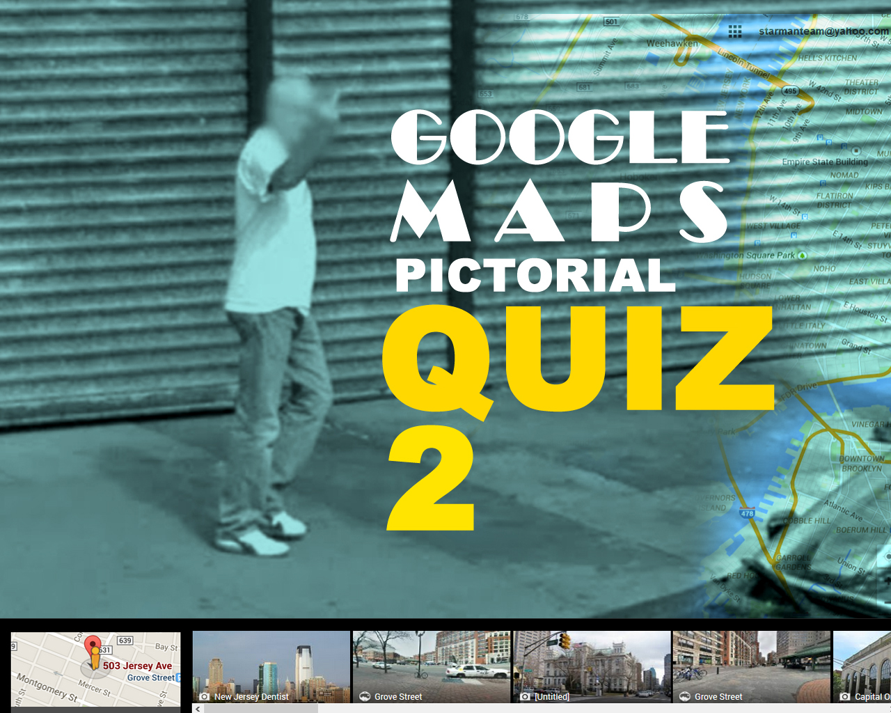 google maps pictorial quiz icon 2