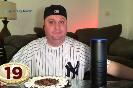 [Kicking Back with Jersey Joe] 20 Questions...