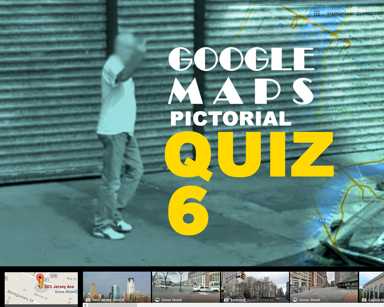 google maps pictorial quiz icon 6
